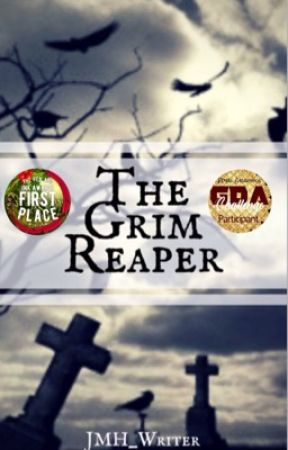 The Grim Reaper (The Grim Reaper Duology - Book 1) by JMH_Writer