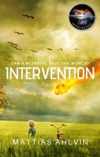 Intervention | NaNoWriMo 2018 by TechieInAK