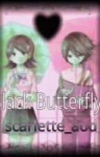 Black Butterfly by scarlette_aod