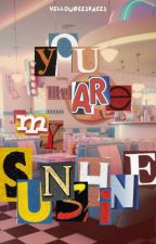 YOU ARE MY SUNSHINE | peter pettigrew x oc by yellowbeesknees