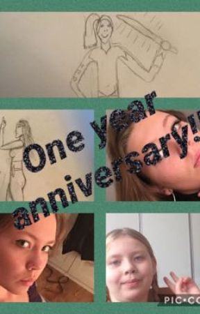 To The One Year Anniversary! by Coco-Da-Me