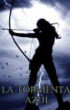 La Tormenta Azul by Luxmi15AVD