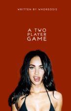 A two player game // montgomery de la cruz by whoreosis