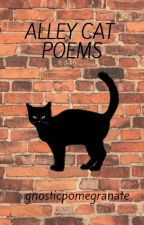 Alley Cat Poems by gnosticpomegranate