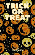 trick or treat. [larry au halloween] by louislutiny