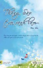 Tháng sáu trời xanh lam - Tâm Văn by petitexuan