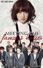 Meeting the Famous Hoties :) (EXO fanfic) by Red-Talker