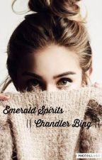Emerald Spirits  || Chandler Bing || by babietommo_