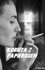 Kobieta z papierosem. by Aleag-Mista