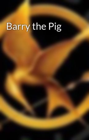 Barry the Pig by Mockingjay7214