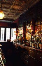 Brandy, Wine, and Whiskey by DancingIceWolf