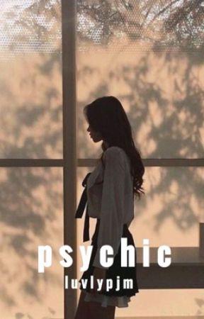 psychic || jjk by luvlypjm