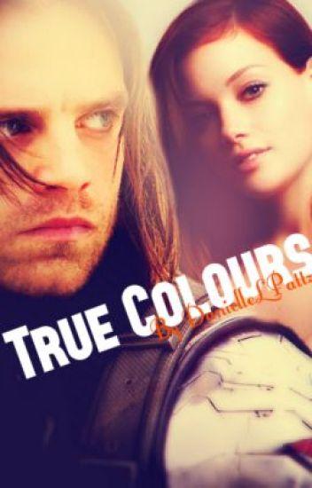True Colours (Bucky Barnes Winter Soldier Fanfiction