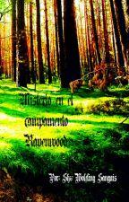 Misterio en el campamento Ravenwood by She_Wolfling_S