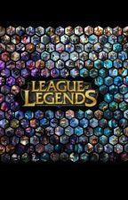 League of Legends příběhy postav by Frantiekevk