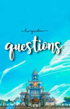 Questions by NotCuteButFangirl