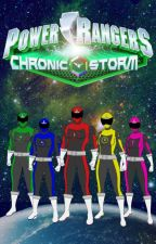 Power Rangers Chronic Storm 1: The Axis of Power by TheDisneyBrain