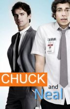Chuck and Neal (crossover White Collar/Chuck) by jajafilmE2