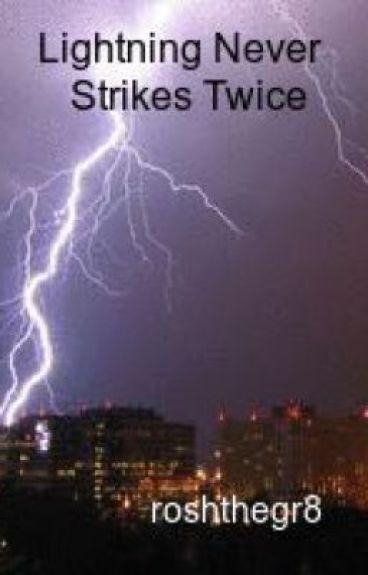 lightning never strikes twice essay
