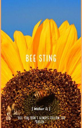 Bee Sting | NaNoWriMo 2018 by KawaiiArtsy