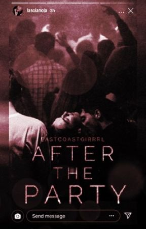 After The Party by eastcoastgirrrl