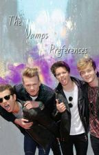 The Vamps Preferences&imagines by somebodytomcvey