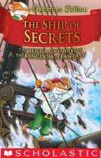 geronimo stilton and the ship of secrets (ON HIATUS) by Xather_bloom