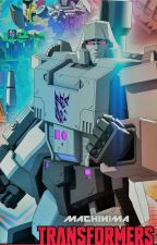 Transformers Herald of Remnant by Prime987
