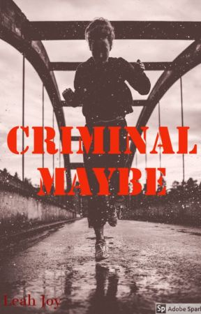 Criminal Maybe by bookfanatic1018