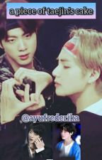 A piece of taejin's cake  by Ayufrederika