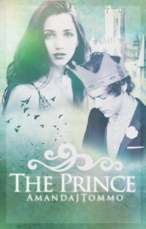 The Prince (Harry Styles) by amandaJtommo