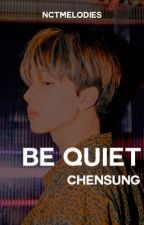 𝐁𝐄 𝐐𝐔𝐈𝐄𝐓 | chensung by nctmelodies