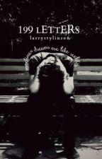 199 Letters (LarryStylinson)  by larrystyIinson