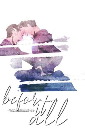 Before It All (IronStrange Fanfic) by ScarletRose494