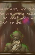 Riddle me a suicide... (A Riddler tragedy) by treblesomemarie