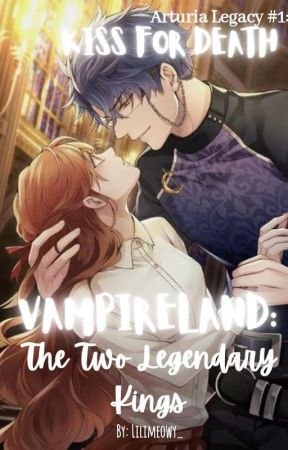 Vampireland: The Two Legendary Kings (Vampire #1) by arrumiecassidy
