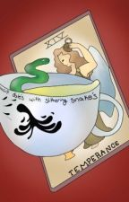 Teacup dates with slithering snakes  by Juangarciais1st