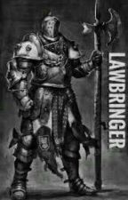 I AM THE LAW (Lawbringer male reader X Female For Honor) by Username19870o