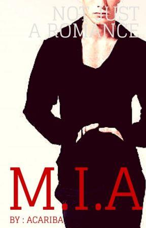 M.I.A by acariba