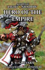 Ciaran Wayright: Hero of the Empire by Wraithwain