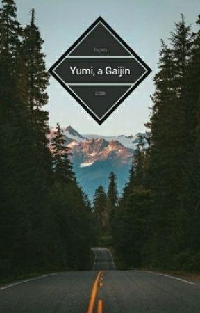 Yumi, a Gaijin.  by Yumi_Mafra