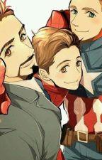 Marvel Oneshots by cherryrxse_