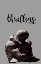 thrilling    klaus & elijah by feministic