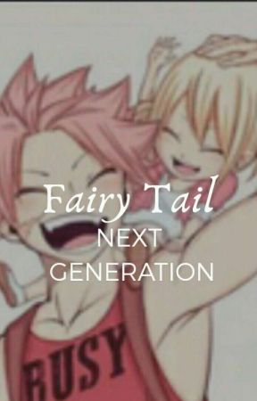 The next generation [Fairy Tail] by mari2379