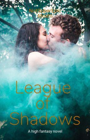 League of Shadows by NotSuperEpicMoshi
