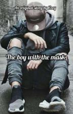The boy with the mask  by Zoeyswriting