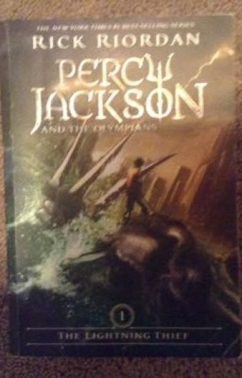 Percy Jackson and Co read The Lighting Thief