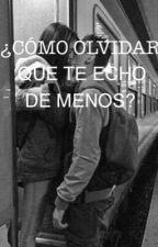 ¿Cómo olvidar que te echo de menos?- Gemelier (Jesús y Daniel Oviedo) by OviedoLore