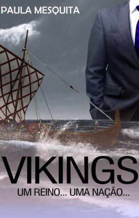DEGUSTAÇÃO - Vikings - Um Reino... Uma Nação... by PaulaMesquitaFarhan