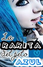 La rarita del pelo azul by Soraly